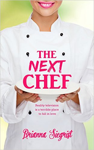 The Next Chef- inspirational fiction set on a cooking show!