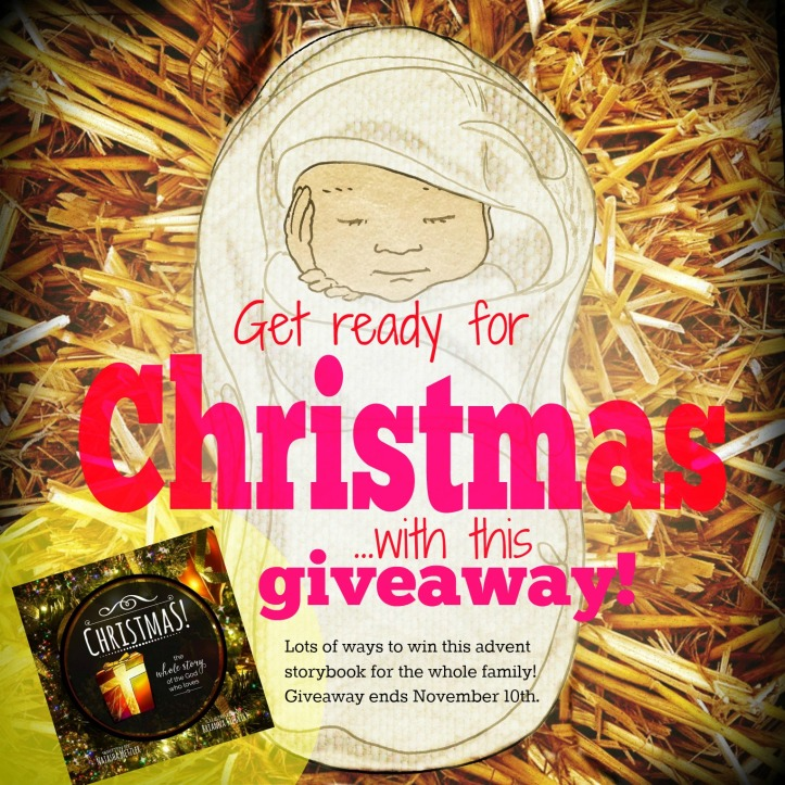 Christmas #giveaway
